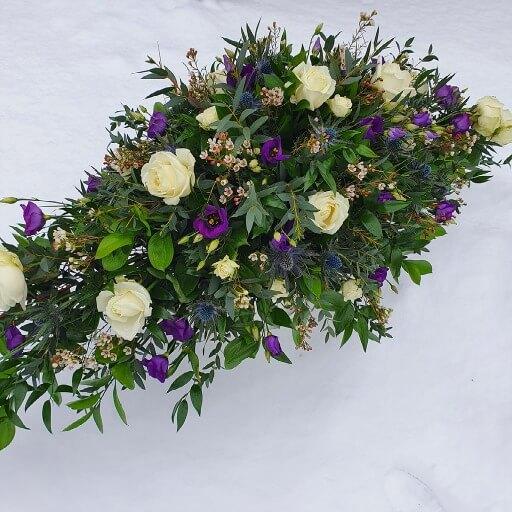 Edinburgh funeral flowers